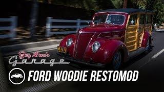 1937 Ford Woodie Restomod - Jay Leno's Garage