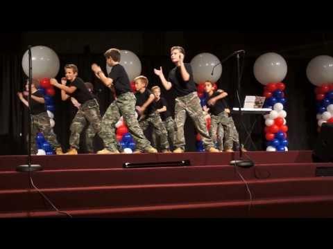 Providence Talent Show - 5th grade boys