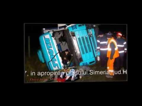 accidente tiruri Romania NARCIS