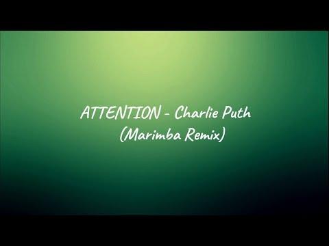 ATTENTION - Charlie Puth (Marimba Remix ) Ringtone