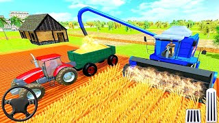 Farming Tractor Simulator 2019 - Real Tractor Farmer #1 - Android GamePlay