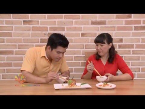 Các loại bánh dân gian tết - Vui Sống Mỗi Ngày [VTV3 – 19.01.2016]