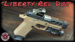SwampFox Liberty Budget Red Dot Optic Shake Awake