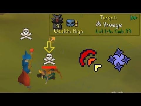 I made a low level Teleblock PKer