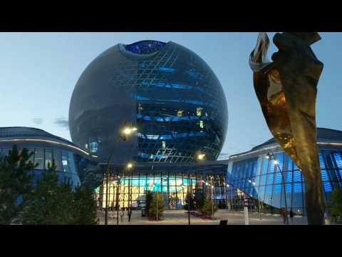 Expo 2017 - marvelous impressions from Kazakh capital Astana