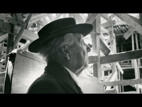 """Frank Lloyd Wright: From Within Outward"""