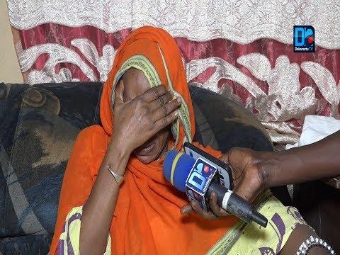 Kaolack/ Meurtre de Lala Kamara à Manchester: Sa tante fond en larmes et demande à la police de fai