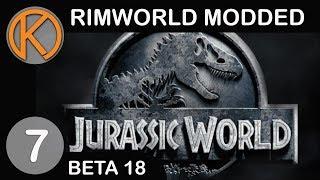 RimWorld Beta 18 Modded   BOX OF PAIN - Ep. 7   Let's Play RimWorld Beta 18 Gameplay