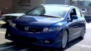 2010 Honda Civic Si HFP Sedan Review