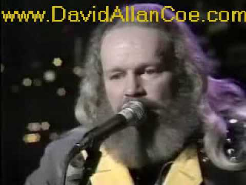 DAVID ALLAN COE Take This Job And Shove It flv