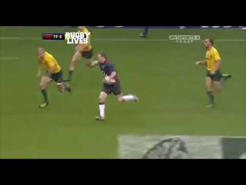 Alan Partridge rugby commentary: Epic try