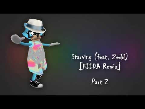 Starving (feat. Zedd) [KIIDA Remix] MEP (Cancelled)