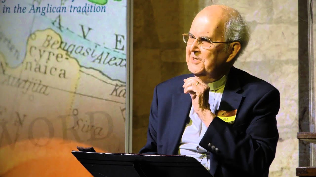 Dr Kenneth Bailey