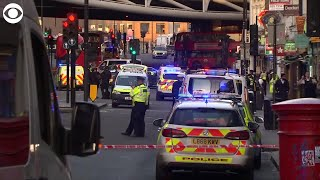 Stabbing near London Bridge