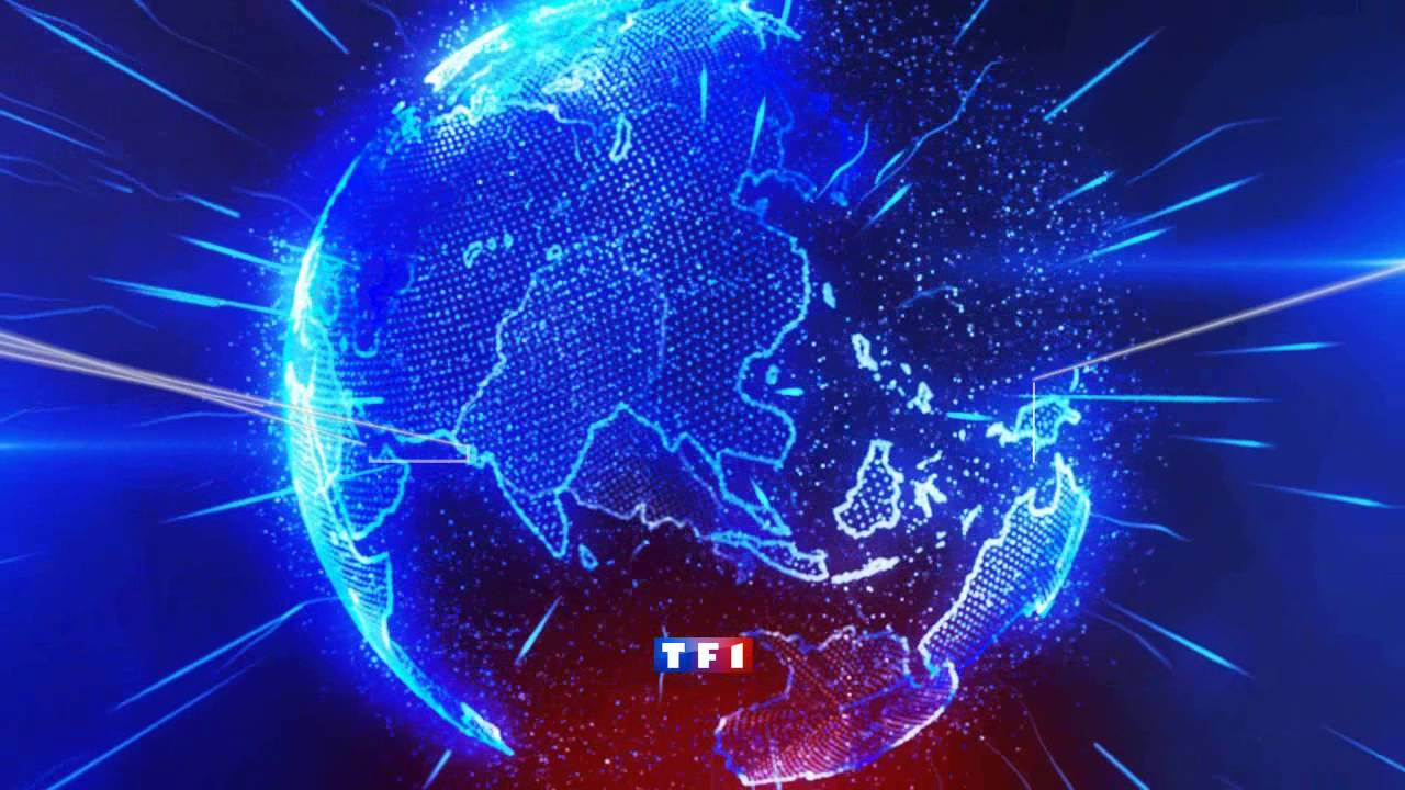 After several rebrands, it settled for premiere chain de l'ortf until 1975, when it was named tf1. le 20h tf1 Fictif - YouTube