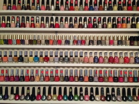 diy-nail-polish-wall-display-rack-organizer-storage-affordable