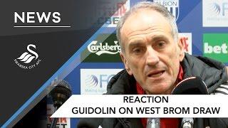 Video Gol Pertandingan West Bromwich Albion vs Swansea City