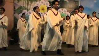 Lk Đóa hoa Teresa & Dân vũ Hine Ma Tov ( Bổn Mạng Ca đoàn Teresa Giáo Xứ Từ Đức)