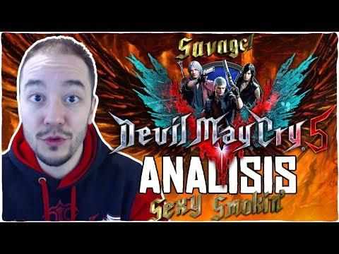 Análisis DEVIL MAY CRY 5 thumbnail