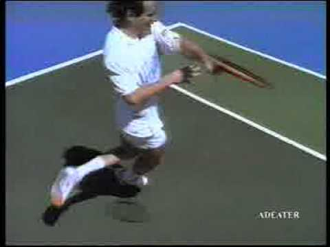 Nike: how to play tennis with Andre Agassi and John McEnroe