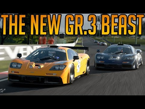 Gran Turismo Sport: The New Beast of Gr.3 thumbnail