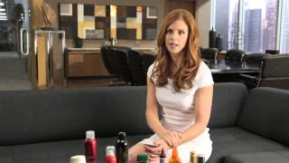 Hair and Makeup Tips from the Set of SUITS with Sarah Rafferty