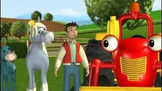 Трактор Том - Выступление Тома (сезон 1 серия 02)