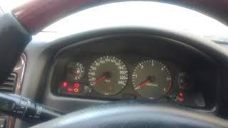 Toyota avensis 2.0 d4d cold start -13℃