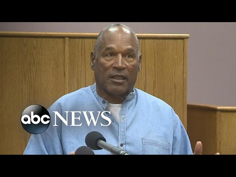 Thumbnail: OJ Simpson granted parole after serving almost 9 years in prison: Part 1
