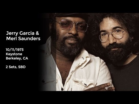 Jerry Garcia & Merl Saunders at the Keystone, Berkeley, CA 10/11/1973 SBD