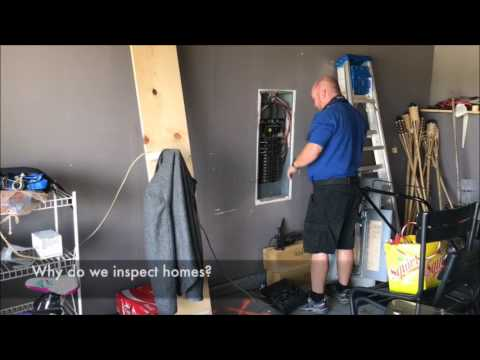 Dallas Home Inspector Selman Home Inspection Electric Service Panel Inspection