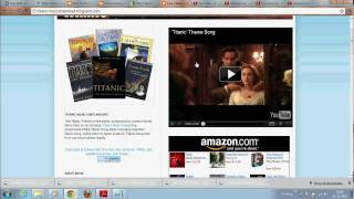 Free Titanic Movie Song Download