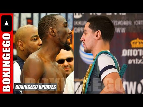 (REGULATOR!) TERENCE CRAWFORD CLOWNS DANNY GARCIA HAS TO CHECK DANNY- ONLY GETS CREDIT FOR AMIR KHAN