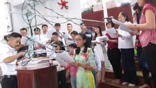 Ca Đoàn Seraphim hát Rước Lễ , Nhạc Khúc Yêu Thương