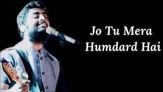 Download lagu HUMDARD LYRICS | Ek Villain | Arijit Singh | Mithoon | Sidharth , Shraddha , Ritesh