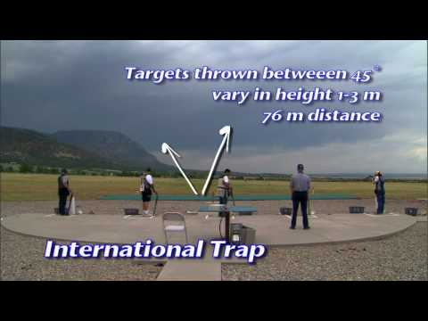 Men's and Women's Trap