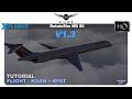 [X-Plane 11] Rotate MD-80 v1.3 | Tutorial Flight | KSAN ✈ KFAT
