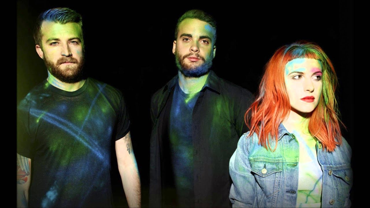 paramore daydreaming youtube