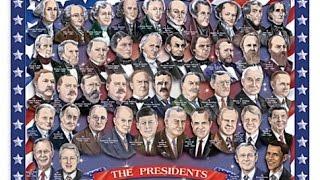 تعرف على رؤساء الولايات المتحدة الامريكية 44 بصورهم وأسمائهم وترتيبهم