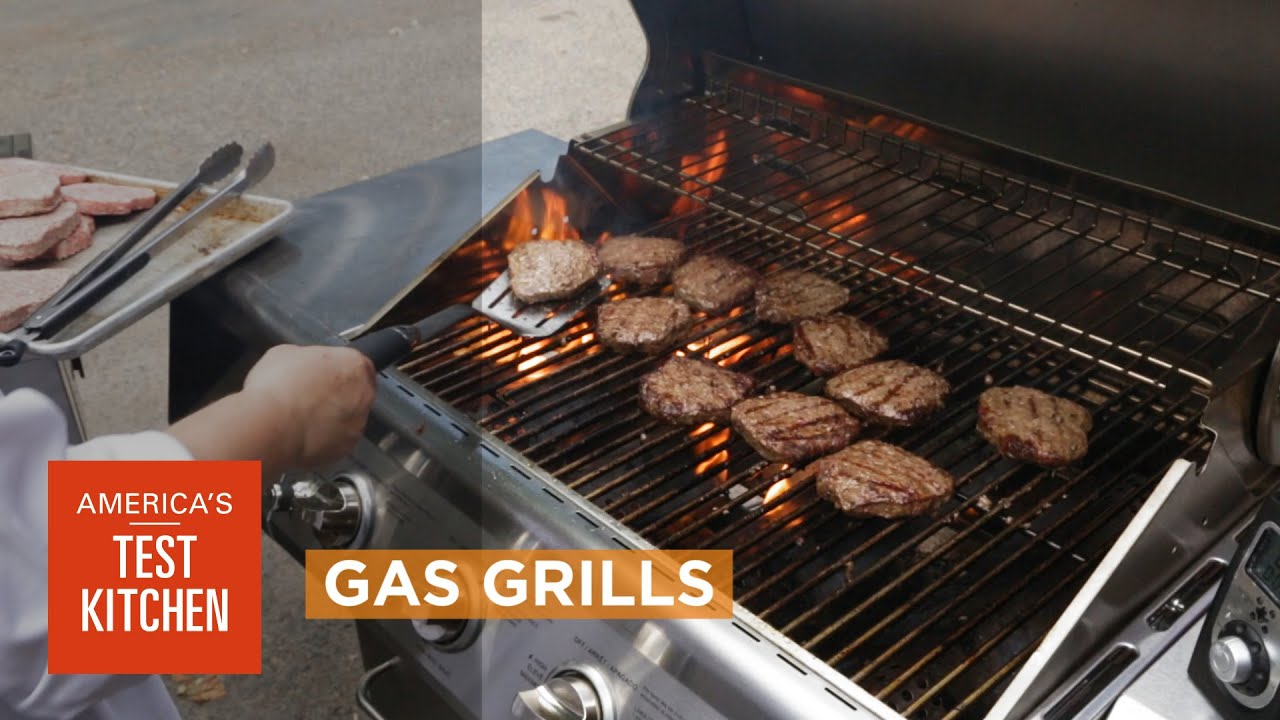 Equipment review best gas grills under 500 our testing for Gasgrill fur outdoor kuche