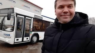 Городской автобус МАЗ