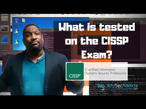 Understanding The CISSP Exam | Training | Value Of A CISSP Certification