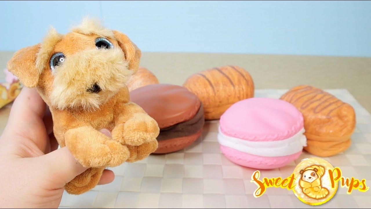 картинки игрушек собачек в булочки ли, что