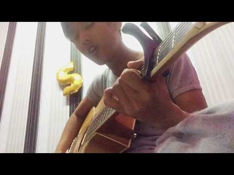 RINTIHAN RINDU - WANY HASRITA (guitar cover by Ashral)