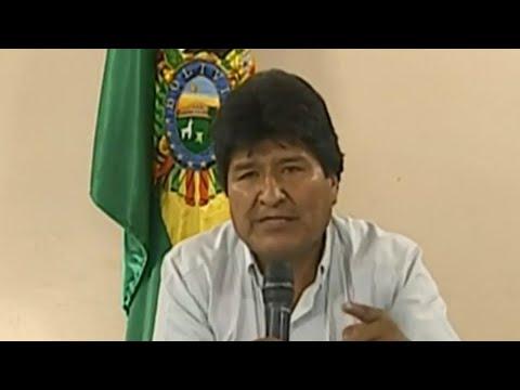 Evo Morales renuncia a la presidencia de Bolivia tras casi 14 años en el cargo