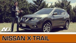 видео Nissan X-Trail