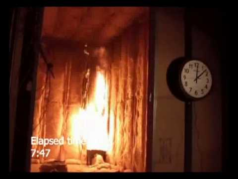 Underwriters Laboratories Fire Test