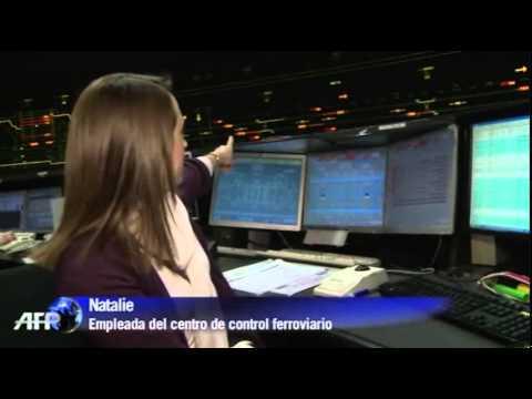 Video: Eurotunnel que comunica Inglaterra y Francia cumple 20 años de fundado