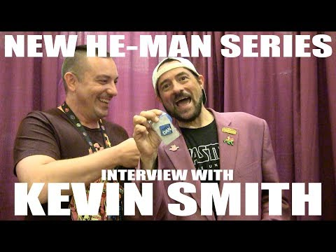 Christie James - Kevin Smith Is Reviving He-Man For Netflix