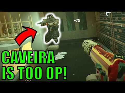 Caveira Is TOO OP! - Rainbow Six Siege Gameplay thumbnail